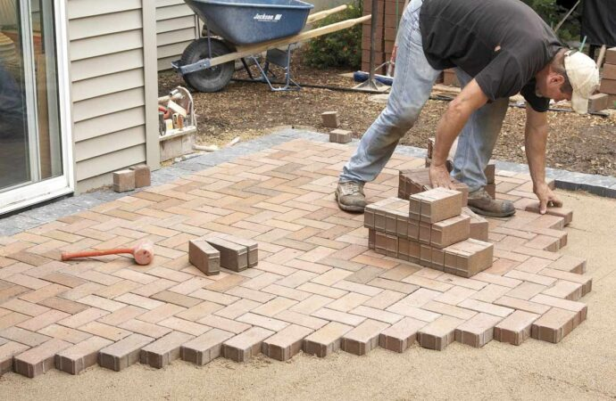 Pavers-Grand Prairie TX Landscape Designs & Outdoor Living Areas-We offer Landscape Design, Outdoor Patios & Pergolas, Outdoor Living Spaces, Stonescapes, Residential & Commercial Landscaping, Irrigation Installation & Repairs, Drainage Systems, Landscape Lighting, Outdoor Living Spaces, Tree Service, Lawn Service, and more.