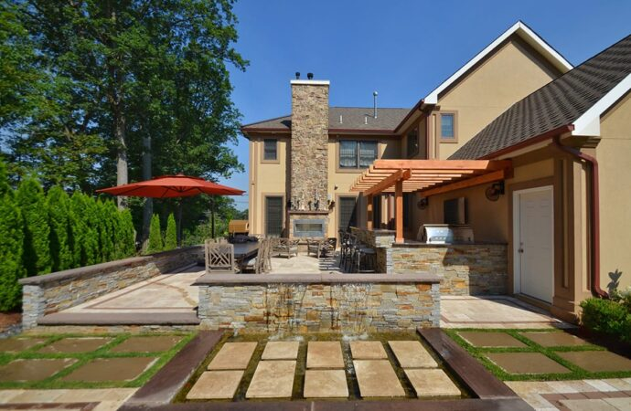 Residential Outdoor Living Spaces-Grand Prairie TX Landscape Designs & Outdoor Living Areas-We offer Landscape Design, Outdoor Patios & Pergolas, Outdoor Living Spaces, Stonescapes, Residential & Commercial Landscaping, Irrigation Installation & Repairs, Drainage Systems, Landscape Lighting, Outdoor Living Spaces, Tree Service, Lawn Service, and more.